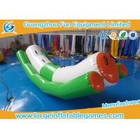 Buy cheap PVC Tarpaulin Toddler Inflatable Teeter Totter Toys For Water Sport Games from wholesalers