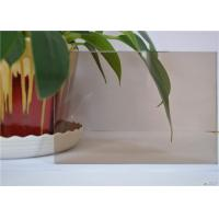 Buy cheap Pink Tinted Float Glass 4mm 5mm 5.5mm 6 mm Thickness For Curtain Walls / Glass Ribs product