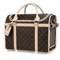 Buy cheap Fashion polyester Pet Carrier Bag with ventilate design for travel or working from wholesalers