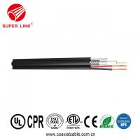 Buy cheap American standard 1000ft factory price RG59 +2C Power cctv communication coaxial Cable from wholesalers
