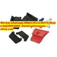 Buy cheap PA6 PA66 PA66+GF30% Railway Insulators rail spacers from wholesalers