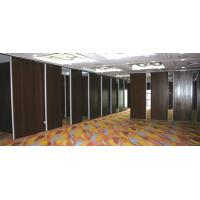 Buy cheap 6m Height Conference Room Dividers With Melamine Surface Aluminium Track from wholesalers
