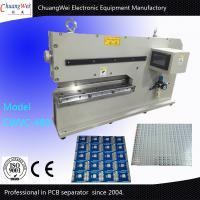 Buy cheap German Blades Pneumatic Pre-score PCB Depanelizer With LCD Display from wholesalers