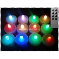 Buy cheap Flameless Colour Changing LED Tea Light Candle from wholesalers
