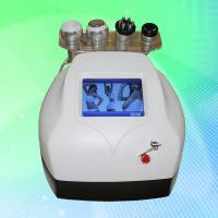 Buy cheap New Cavitation ultrasound machine &Vacuum+Bipolar RF& Tripolar RF Slimming Machine On Sale from wholesalers
