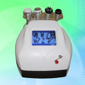 Buy cheap hot sale cavitation vacuum rf 4 handles body slimming and skin tightening machine multifunctiional rmachine product