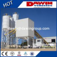 Buy cheap 25m3/h to 240m3/h Stational Concrete Batching Plant For Sale from wholesalers