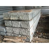 Quality Paint Coating Mild Steel Angle Bar wirh grade ASRM A36 A572  For Building / Bridge / Project Material for sale