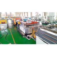 Buy cheap WPC PVC foam board extrusion line WPC PVC foaming hard surface sheet production line from wholesalers