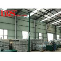 Buy cheap Adjustable Steel Shoring Posts / Size 4 Acrow Props For Vertical Shoring Application from wholesalers