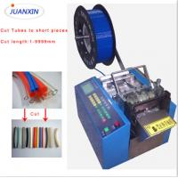 Buy cheap Automatic Plastic/Rubber Tube Cutting Machine from wholesalers