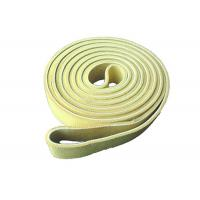 Buy cheap Wear-resisting 10mm Thickness Seamless Industries Felt Fabric Needle Felt belt from wholesalers