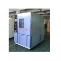 Buy cheap Damp Heat And Cold Climate Temperature Humidity Chamber 150L 7 TFT LCD Screen from wholesalers
