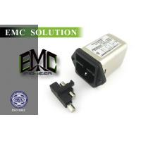 Buy cheap PE8100 Series EMI RFI Filter Line Filter With Single Fuse Holder from wholesalers
