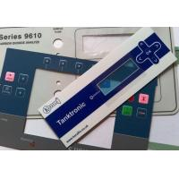 Buy cheap Customized High Quality Membrane Switches, membrane Keypads  LTMS0018 from wholesalers