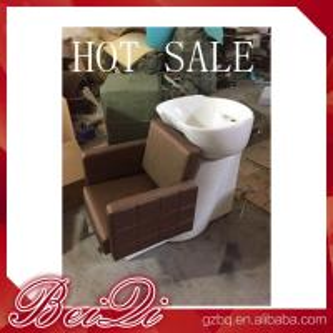 Buy cheap Luxury shampoo bowl chairs hair washing massage shampoo chair salon furniture china product