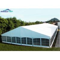 Buy cheap Custom Width Event Marquee Tent with Steel Sandwich Panels / Wedding Canopy Tent from wholesalers