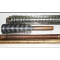 Buy cheap Seamless copper Fin Tube Heat Exchanger for  boiler economizer Base pipe from wholesalers