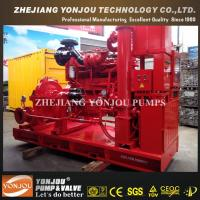 Buy cheap NFPA20 Standard fire fighting pump product