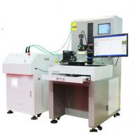 Buy cheap Fully Automatic Fiber Laser Welding Machine , Led Letter Yag Laser Machine product