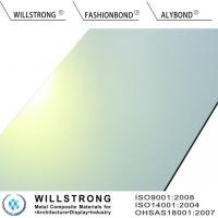 Buy cheap GB/T17748-2008 Fire Retardant Aluminum Composite Panel Standard Size 1220*2440mm from wholesalers
