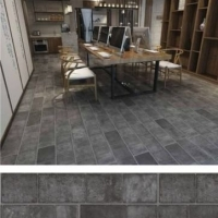 Buy cheap Sound Absorbing IXPE SPC Rigid Core Flooring 150*1220mm from wholesalers