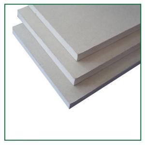 China Ivory White Gypsum board on sale
