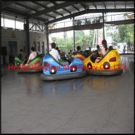Buy cheap amusement rides steel floor electric net bumper car from wholesalers