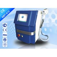 Buy cheap CE Approved Q Switch ND Yag Laser Machine with Black Doll for Skin Whiten from wholesalers