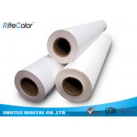 Buy cheap Waterproof 190mic Matte Inkjet Printing Poly Synthetic Paper for Banner product