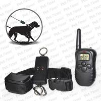 Buy cheap Reliable Remote Pet Training Collar , 300m Leash-Walking Training Collar With Transmitter from wholesalers