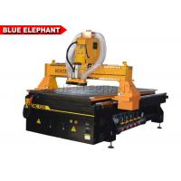 Buy cheap DSP Control System Wood Sign Engraving Machines , High Precision Carpet Carving Machine from wholesalers