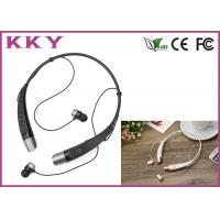 Buy cheap Music Noise Cancelling Headphone With 120mAh Rechargeable Lithium Polymer Cell from wholesalers