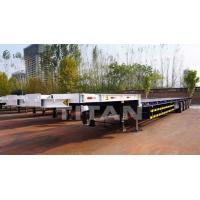 Buy cheap 56m Extendable Windmill Blade Semi Trailer from wholesalers