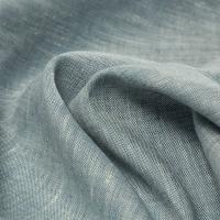 Buy cheap Breathable Woven 100% Linen Chambray Fabric For Casual Dress from wholesalers