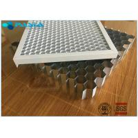 Buy cheap Thermal Insulation Honeycomb Material , Honeycomb Structure A3003H18 from wholesalers