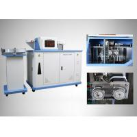Buy cheap 50HZ Channel Letter Making Machine For Aluminum / Stainless Steel / Iron Processed from wholesalers