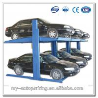 Buy cheap Mechanisms Car Parking System Manual Car Parking Lift Mechanical Lifting Devices from wholesalers