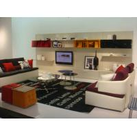 Buy cheap Contemporary Italian Leather Living Room Furnitures Sectional Modern Modular Sofa from wholesalers