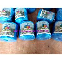 Buy cheap 22500D Blue PP Raw Material Polypropylene Tying Twine Packing Rope SGS Certification product