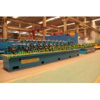 Buy cheap HG20 HF Straight seam welded tube Mill line from wholesalers