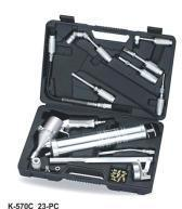Buy cheap 23-pc Air Grease Gun Combination Kit from wholesalers