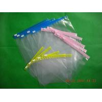 Buy cheap Resealable Zip Lock Plastic Bag Antistatic for Chain Stores from wholesalers