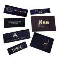 Buy cheap High Density Clothing Woven Labels from wholesalers