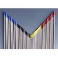 Buy cheap sell Welding Silver WT20 Wolfram Tungsten Electrode for TIG welding FREE SAMPLE from wholesalers