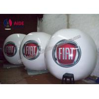Buy cheap Commercial Use Inflatable Advertising Balloons Custom Blow Up Displays from wholesalers