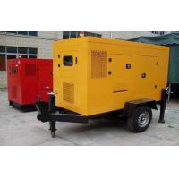 Buy cheap 30kva - 500kva Trailer Mounted Generator With AC alternator from wholesalers