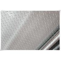 Buy cheap 3003 Alloy Lentil Aluminum Tread Plate Brite Finish 12' X 36' Good Formability from wholesalers