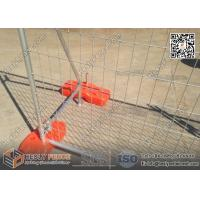 Buy cheap China Temporary Fencing Panles 2100mm*2400mm infilled Anti-climb Mesh AS4687-2007 shipping any Sea port in AU &NZ from wholesalers