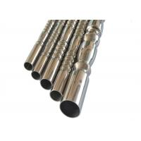Buy cheap Max 18m Length Embossed 201 Stainless Steel Welded Tubes from wholesalers